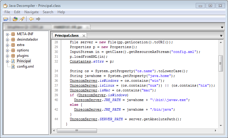 Native Java Bytecode Debugging without Source Code »
