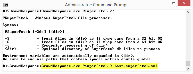 Superfetch_cmd