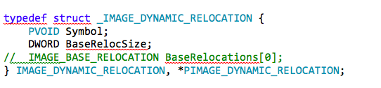 IMAGE_DYNAMIC_RELOCATION_TABLE