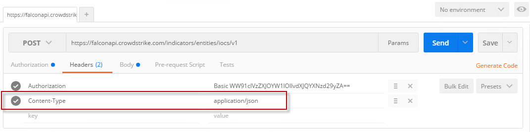 How to Import IOCs Into the CrowdStrike Falcon Platform