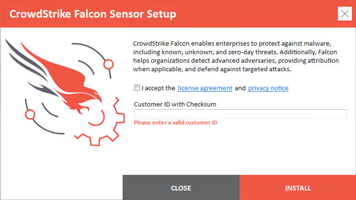 How to Install the CrowdStrike Falcon Sensor/Agent