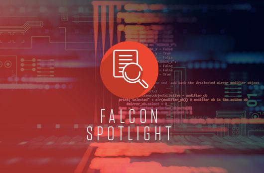 Falcon Spotlight
