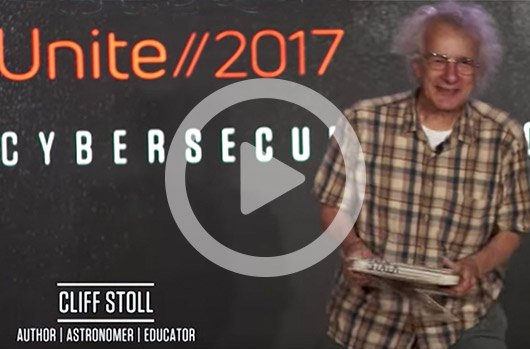 Renowned Author And Cybersecurity Pioneer Clifford Stoll Mesmerizes At Fal.Con [VIDEO]
