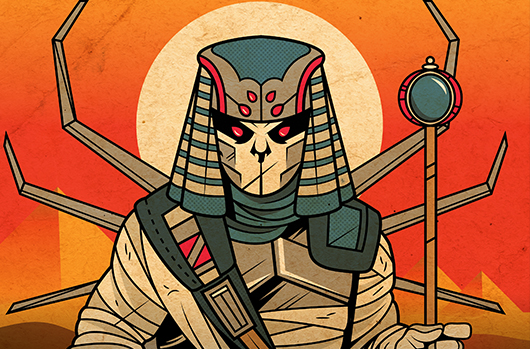 Meet CrowdStrike's Adversary Of The Month For February: MUMMY SPIDER