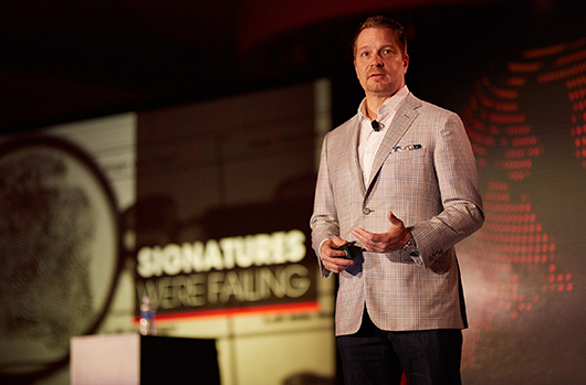 CrowdStrike CEO George Kurtz In Entrepreneur Magazine: What It Takes To Lead
