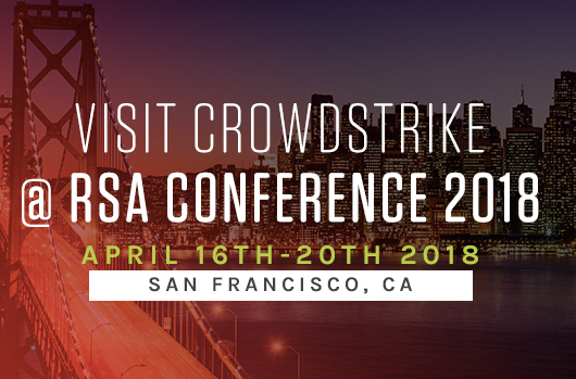 "CrowdStrike Exemplifies The RSA 2018 Theme: ""Now Matters"""