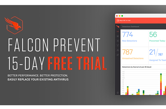 Falcon Prevent Free Trial: Because Evaluating Next-Gen AV Solutions Should Be Fast And Easy
