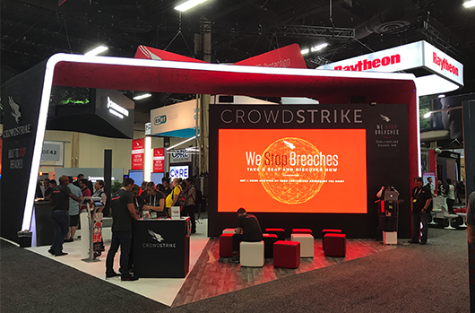 Visit CrowdStrike At Black Hat 2018