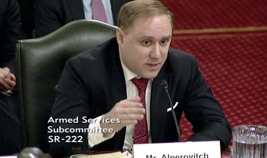 """CrowdStrike CTO's Senate Testimony On Countering Nation-State Cyberattacks — Part 3: The """"1-10-60"""" Rule"""