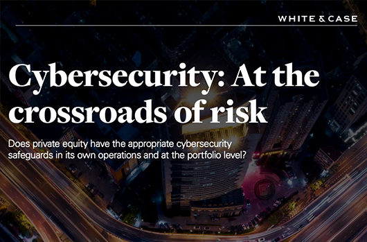 Article Stresses The Need For Strong Cybersecurity Governance At All Points In The Investment Chain