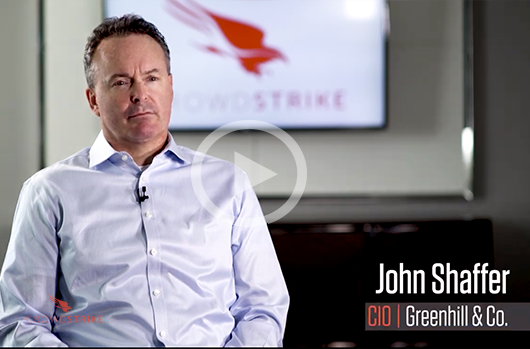 Greenhill Uses CrowdStrike To Maintain Solid Protection With Limited Internal Resources [VIDEO]