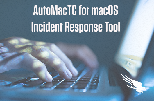 AutoMacTC: Automating Mac Forensic Triage
