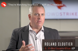 Video still of Roland Cloutier interview