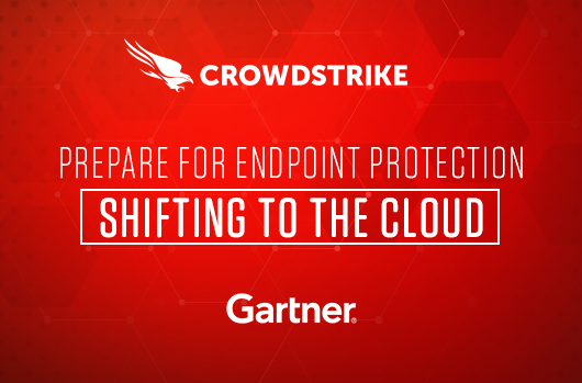 CrowdStrike Gartner Report banner