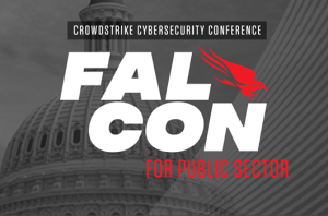 Fal.Con For Public Sector Banner with the U.S. Capitol building in the background