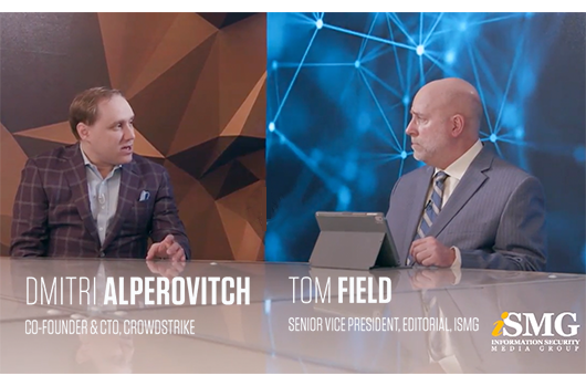 Interview With Dmitri Alperovitch Offers Insights From The Global Threat Report