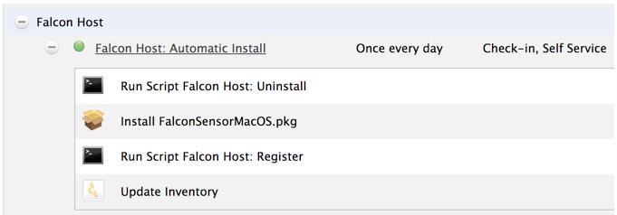 JAMF Mac Install