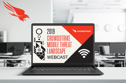 Laptop With Mobile Threat Landscape Cover Image