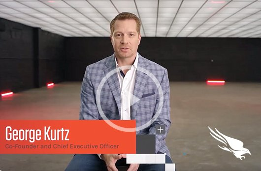 George Kurtz, CrowdStrike Co-founder and CEO