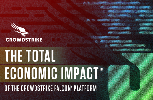 Forrester Total Economic Impact™ Study Shows 316% ROI For CrowdStrike Falcon