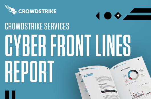 CrowdStrike Services Report banner