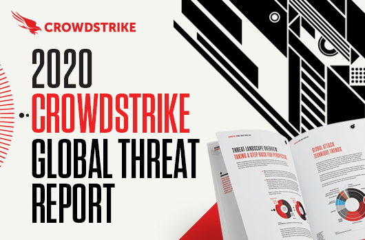 CrowdStrike 2020 Global Threat Report banner