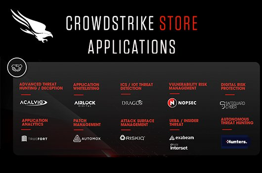 CrowdStrike Store Applications