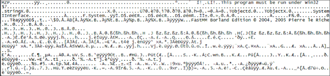 screenshot of deobfuscated Aosn file