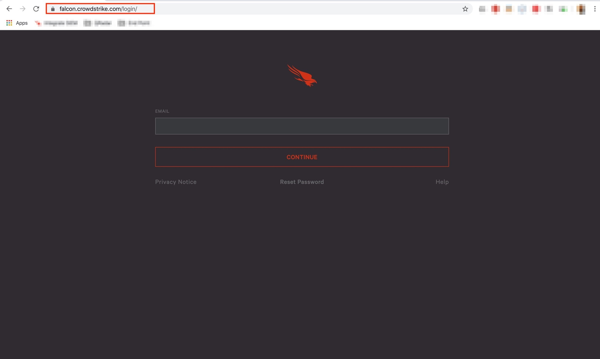 zscaler crowdstrike login
