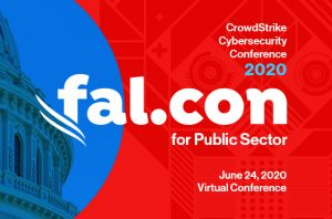 CrowdStrike conference banner