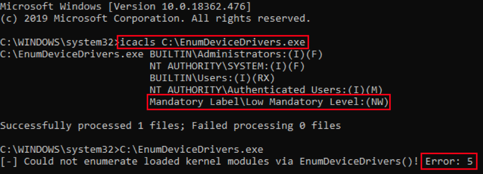 The Current State of Exploit Development, Part 1