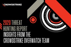 CrowdStrike OverWatch report banner