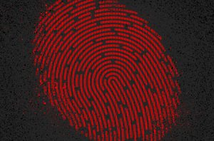 illustration of a fingerprint