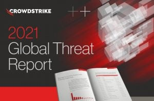 cover of global threat report