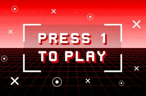 press 1 to play