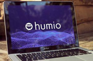 Humio screen