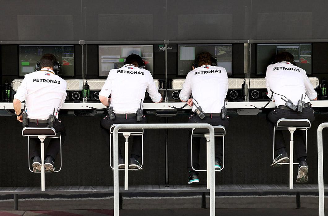 2021 Bahrain Pre-Season Test, Day 1 – Steve Etherington