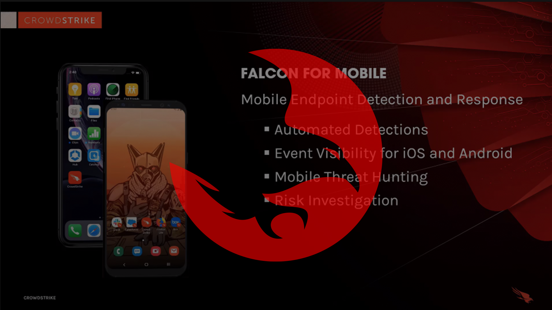 Falcon for Mobile