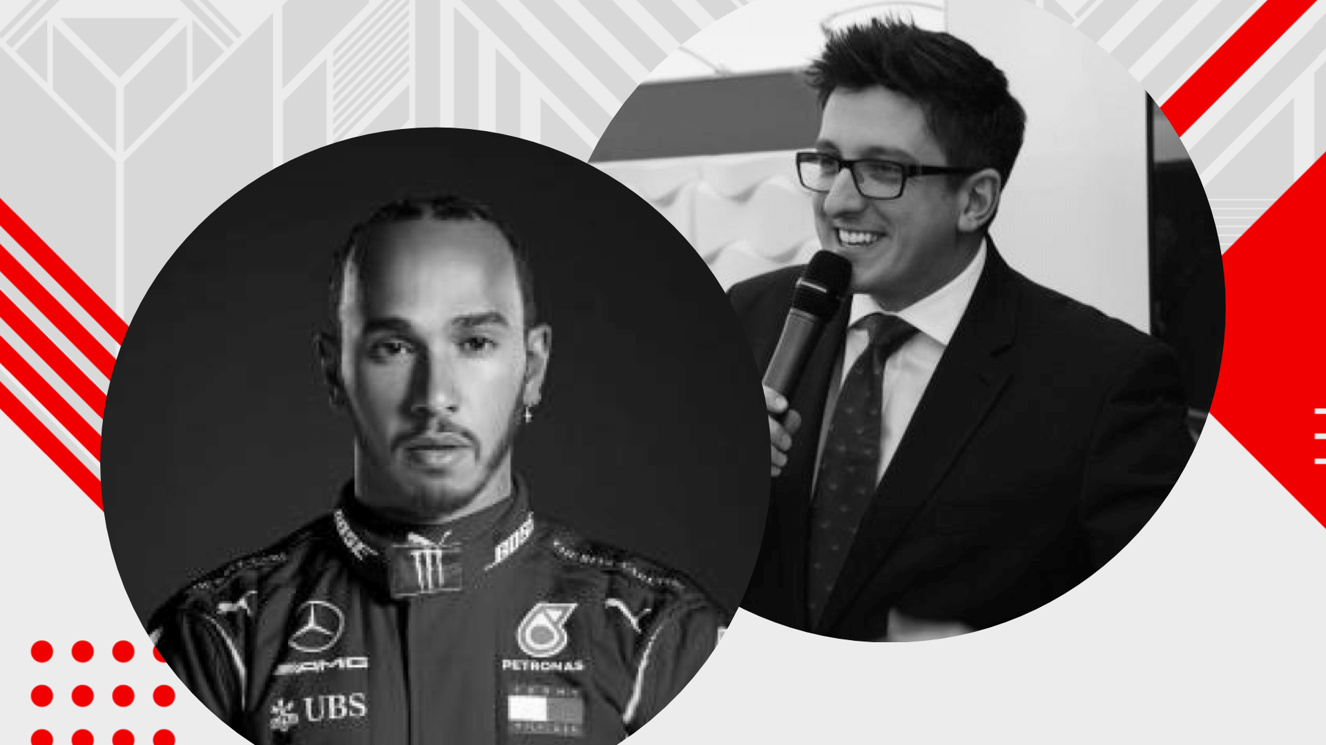 Icon Interview: Lewis Hamilton, Mercedes F1 Racer
