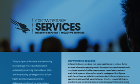CrowdStrike Services