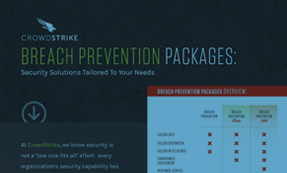 Breach Prevention Packages