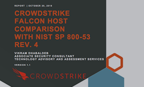 CrowdStrike Falcon And NIST Compliance