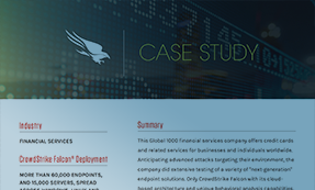 CASE STUDY: Finance