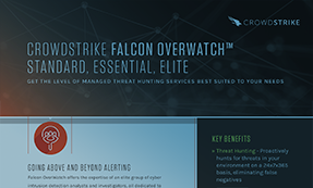Falcon OverWatch Tiers