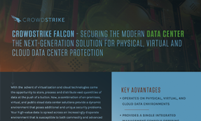 CrowdStrike Falcon For Data Centers