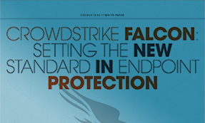 CROWDSTRIKE FALCON: SETTING THE NEW STANDARD IN ENDPOINT PROTECTION (EPP)