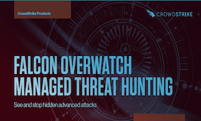 Falcon OverWatch – Managed Threat Hunting