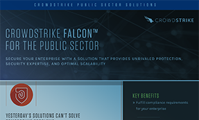 CrowdStrike Falcon For Public Sector