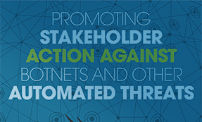 Solution Brief – Stakeholder Action Against Botnets