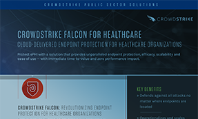 CrowdStrike Falcon For Healthcare